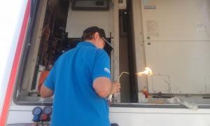 ремонт установка дозаправка кондиционеров в Бишкеке Кыргызстане