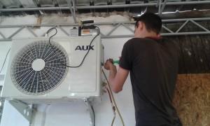 установка ремонт кондиционеров в бишкеке